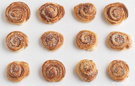 рецепт шведской булочки из икея