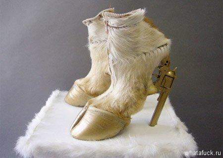 Причудливая обувь Shoes06